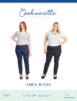 ames jeans front page