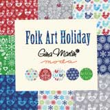 folk art holiday