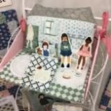 dollhouse panel